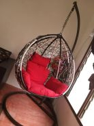 Baby stroller and hanging chair