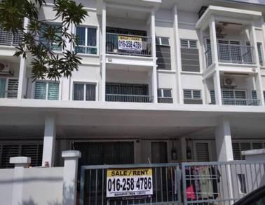 3090 sqft 3 Storey Terrace Taman Aman Permai Kajang UKM KTM CHEAP