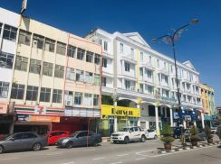 Shop Office In Kemaman Town Centre (Jalan Sulaimani) For Rent
