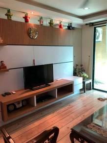Well furnished casalago condominium melaka town city