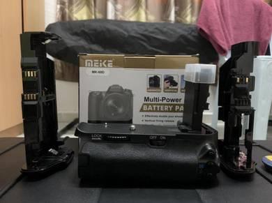 Meike Canon 60D Battery Grip