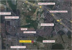 Cheras Commercial Land