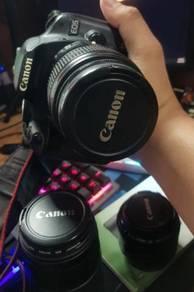 Canon 500d include lense
