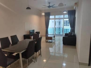 Apartment, M Condo, 3bedroom, Fully, Larkin, Johor
