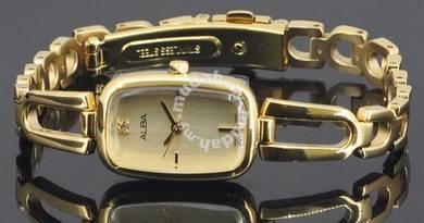 Alba Ladies Swarovski Crystal Watch 1N01-X212GGG