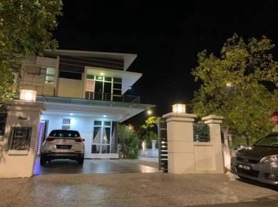 Double Storey Terrace House Jalan Seri Austin 3/x * Corner Lot
