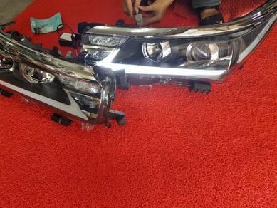 Toyota altis projector head lamp headlamp