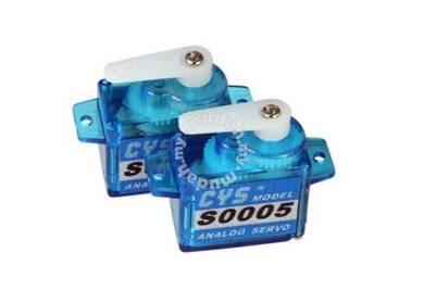 CYS-S0005 5g Micro Analog Plastic Gear servo