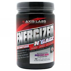 Energized N'Gage Post Recovery glutamine bcaa