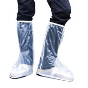 Rubber Rain Boots Waterproof Shoes