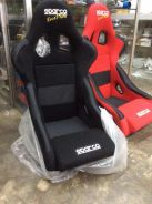 Sparco EVO PLUS Fully Sport Seat railing uni bride