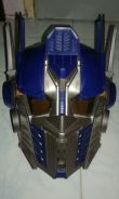 Transformer Optimus helmet