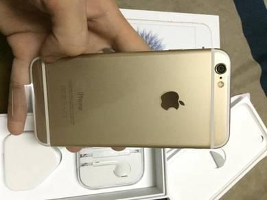 Iphone 6 untuk di swap dgan 6 plus