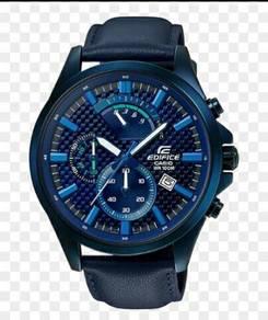 CASIO EDIFICE EFV-530BL-2A Men Chronograph Watch