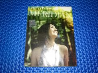 Miriam Yeung - Meridian [2007] Audio CD+DVD