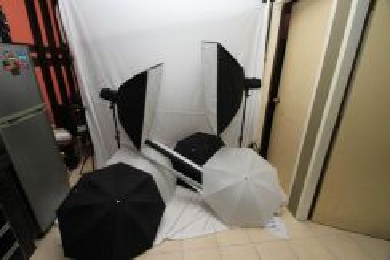 Studio Lighting Set (RENTAL)