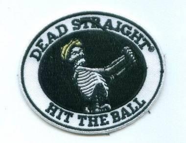 Dead Straight Golf Club NCGA Associate PGA Patch