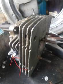 Welding aluminium TIG