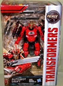 Transformers 5 The Last Knight Autobot Drift