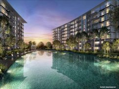 New Condo With Fully Furnished in Taman Daya, Austin Hill