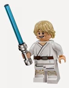 LEGO 75052, 75056, 75059 Luke Skywalker
