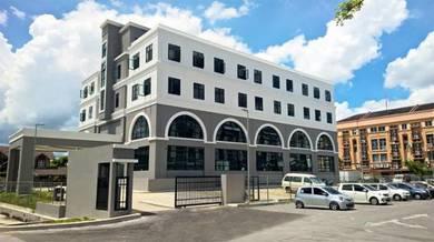 4 Storey Multi-Purpose Building, Wisma Sego