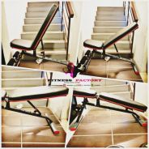 Gym bench adjustable bench kerusi HEAVY DUTY NEW