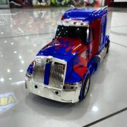 R/C Optimus Prime CAR robot Transformer Offer rc.|