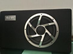 Azur sub woofer bass 3in1,tong,amp,woofer 10