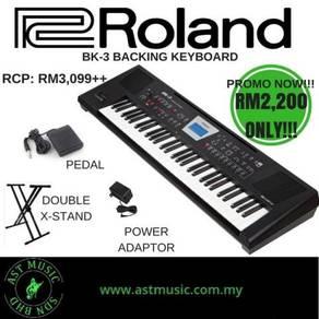 Roland Bk3 BK-3 bk3 Backing Keyboard