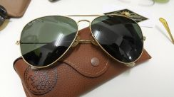 Rayban BL USA LM II Arista Size 62mm ref :001