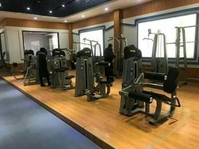 Gym Setup fr Business
