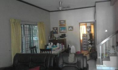Double Storey Corner Bukit Subang , Jalan Spektrum U6 , shah alam