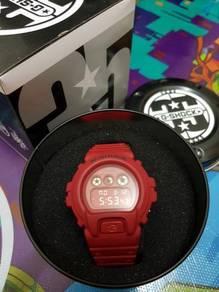 G Shock 35th Anniversary Red