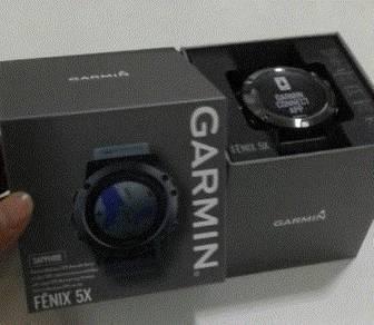 18RAO Garmin fenix 5X Sapphire Edition