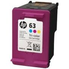 HP63 empty ink we need