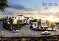3-sty exclusive SEMI-D, LATANIA Twin Palms, Bandar Sungai Long, Cheras