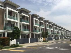 [New]Pre-Launching 2.5 sty link terrace luxury house, Seri Kembangan
