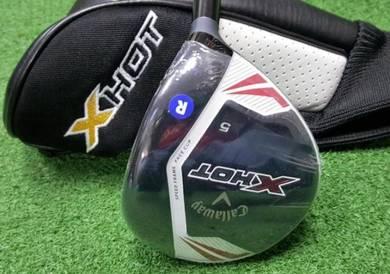 CKL Golf - CALLAWAY XHOT 19* 5 WOOD Regular Flex