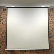 Manual Wall Ceiling Projector Screen