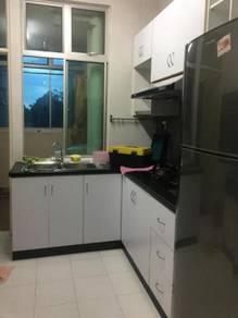 Bistari impian apartment full loan larkin nearby skudai and tampoi