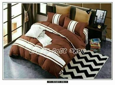 Set comforter-single saiz-