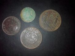 Duit Syiling Lama (Old Coins )