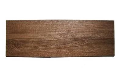 Vinyl Floor Lantai Timber Laminate PVC Floor Q289