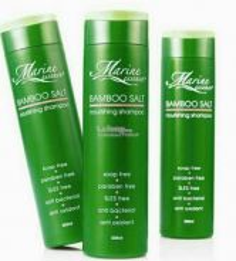 Marine essence nourising shampoo