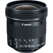 Brand new canon ef-s 10-18mm f4.5-5.6 is stm lens
