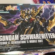 Want to sell HG Gundam Schwarzritter
