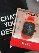 Ready stock polar m430 orange professional running