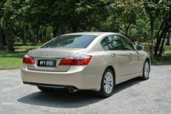 Wanted Accord 2.0 new model 2013