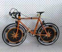 Die cast bicycle